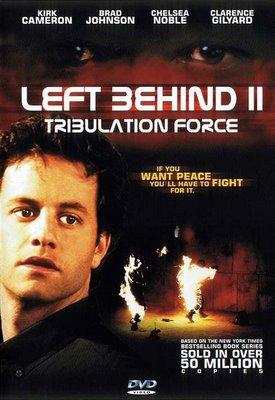 RGECA: LEFT BEHIND II: TRIBULATION FORCE | BTS Junkie